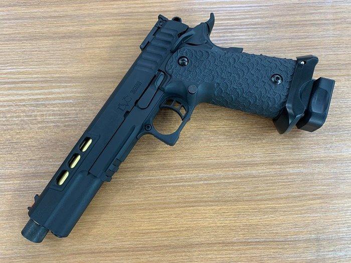 JHS((金和勝 槍店))免運費 WE/EMG 外牙版 STI DVC 瓦斯手槍 4832