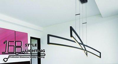 【168 Lighting】現代氣息《LED吊燈》GE 81045
