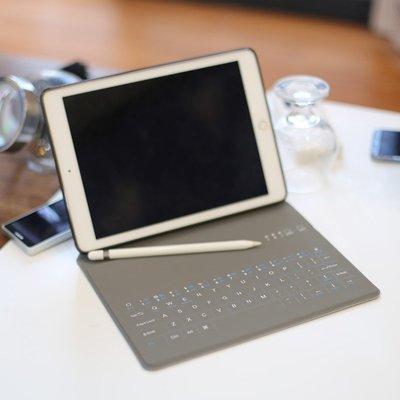 蘋果ipad鍵盤新款保護套9.7英寸11寸Pro10.5寸Air2網紅mini4皮套mini2外接藍牙平板電腦殼ipad6少女心3派