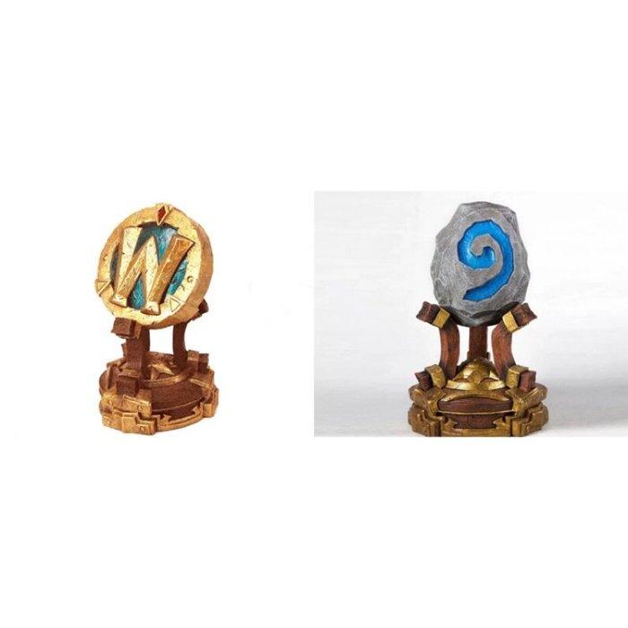 【丹】TB_魔獸世界 爐石戰記 底座 模型 魔獸代幣 收藏 禮物 裝飾 單一價
