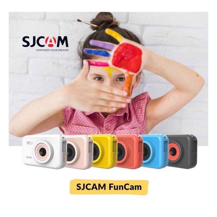 「明豐」SJCAM FUNCAM 兒童相機 2吋螢幕 1080P 保固一年 SJ4000 SJ5000X SJ8