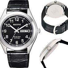 日本正版 CITIZEN 星辰 REGUNO KM1-016-50 手錶 男錶 太陽能充電 日本代購