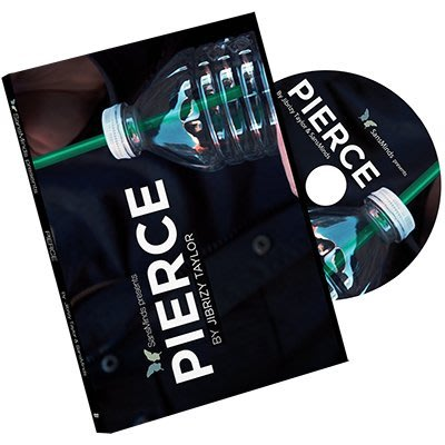 Pierce (DVD and Gimmick) by Jibrizy Taylor and SansMinds穿透