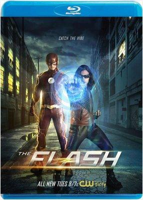 【藍光電影】閃電俠  第四季  3碟 The Flash Season 4 (2017)