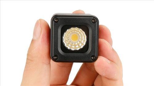 板橋富豪相機Ulanzi L1 Pro多功能迷你防水led 燈,防水至33英尺(10米)開箱即用