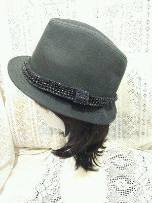 二手帽子遮陽造型紳士帽 新北市
