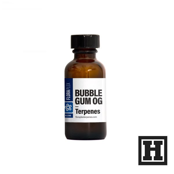 [H Market] 美國製造 Floraplex Terpenes 萜烯 泡泡糖 Bubble Gum Hybrid