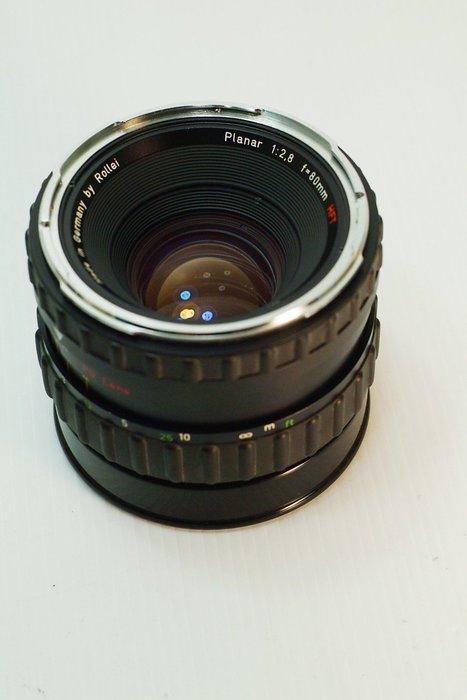 rolleiflex 80mm f2.8 planar HFT CARL ZEISS 6008 CANON SONY