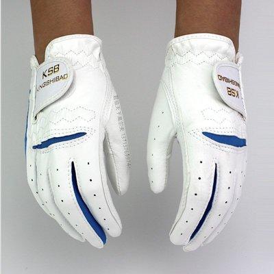@西西小鋪高爾夫手套羊皮透氣正品雙手耐磨新款舒適兒童全2男女款小只