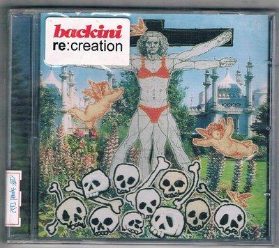 [鑫隆音]西洋CD-Re:Creation - Bakini {LUMCD016}/全新/免競標