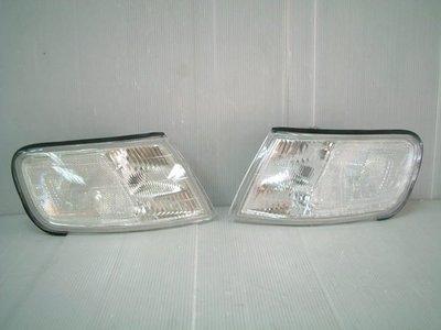 ~~ADT.車燈.車材~~ACCORD K7 94 晶鑽保桿燈一組+霧白角燈一組+霧白色後保側燈一組