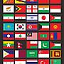 ♛《國旗特區》田納西州夏威夷英格蘭威爾斯蘇格蘭北愛爾蘭國民黨旗民進黨旗香港特區澳門特區港英旗香港殖民地旗日本海軍太陽旗