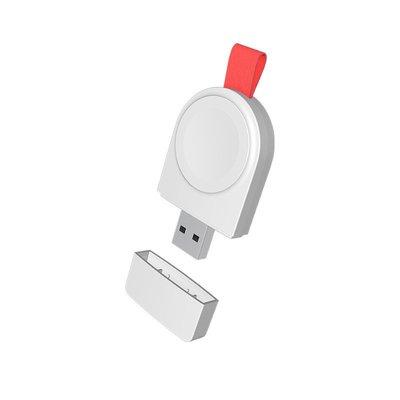 小胖  Apple Watch Series 1/2/3/4代 磁力充電器 便攜式 USB 升級芯片 2小時充滿 座充