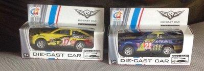 全新DIE-CAST CAR1:64SCALE每個199