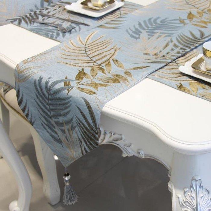 這有你想要的 優惠免運 桌旗北歐風餐桌茶幾桌旗簡約現代--初服