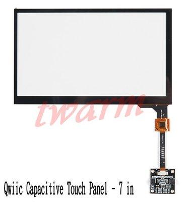 《德源科技》r)SparkFun原廠 Qwiic Capacitive Touch Panel 電容式觸摸屏 - 7英寸