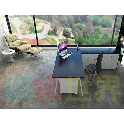 《瘋椅世界》圖45 OA辦公家具 全系列 訂製造型 主管桌(工作站/工作桌/辦公桌/辦公室 規劃)需詢問
