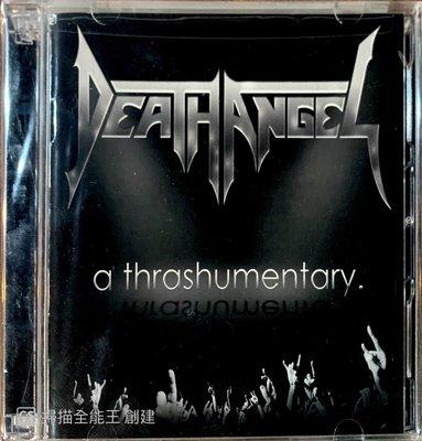 【搖滾帝國】美國鞭擊(Thrash)金屬樂團DEATH ANGEL Thrashumenta 2014發行 全新進口專輯