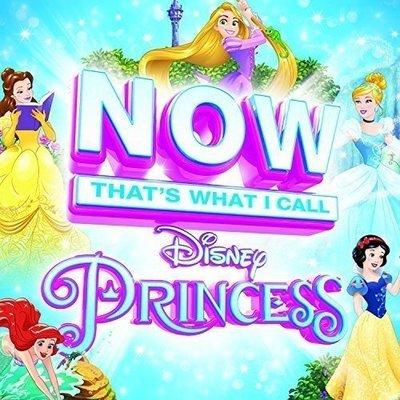 正版全新2CD~迪士尼精選44首 Now That's What I Call Disney Princess~小美人魚