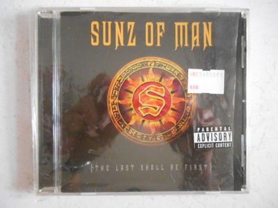 Sunz of Man - The Last Shall Be First 進口美版