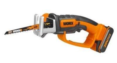威克士多功能往復鋸WG894E馬刀鋸電鋸家用充電式手提木工電動工具