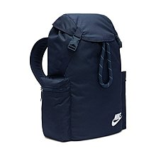 NIKE 藍色 深藍 海軍藍 運動 休閒 雙肩 背包 後背包 筆電包 束口 書包 BA6150-451