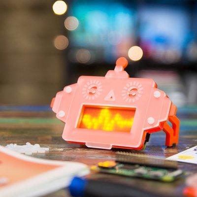 【Raspberry pi樹莓派專業店】Scroll Bot-Pi Zero W Project Kit