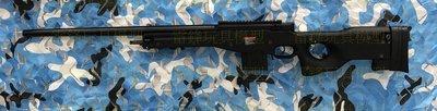 [雷鋒玩具模型]-G&G G960sv 手拉空氣槍(黑) (瓦斯 CO2 BB彈 狙擊槍 紅外線 矽油)