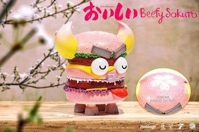 全新 愚者樂園 Oishii Paradise 櫻花奔牛堡 Beefy Sakura