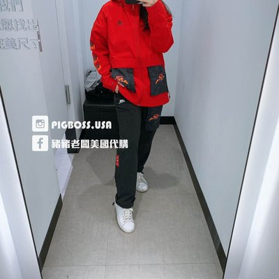 【豬豬老闆】ADIDAS CNY 黑色 長褲 縮口 小LOGO 大口袋 休閒 運動 訓練 男款 GP0879