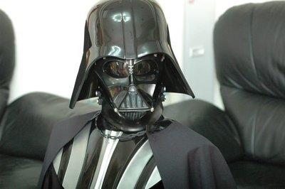 【烏龍1/2】sideshow 星際大戰 帝國元帥  黑武士 Darth Vader 達斯維達 安納金 天行者 1:1 胸像