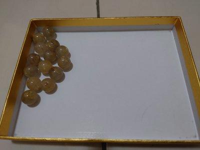 真鈦金手環珠(自己穿線)