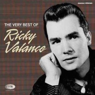 音樂居士*Ricky Valance - The Very Best Of Tell Laura I Love Her*CD專輯