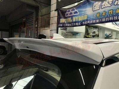 (小鳥的店)豐田 Corolla CROSS 尾翼 車色版 另外有雙色 價格另計 CROSS 白色實裝