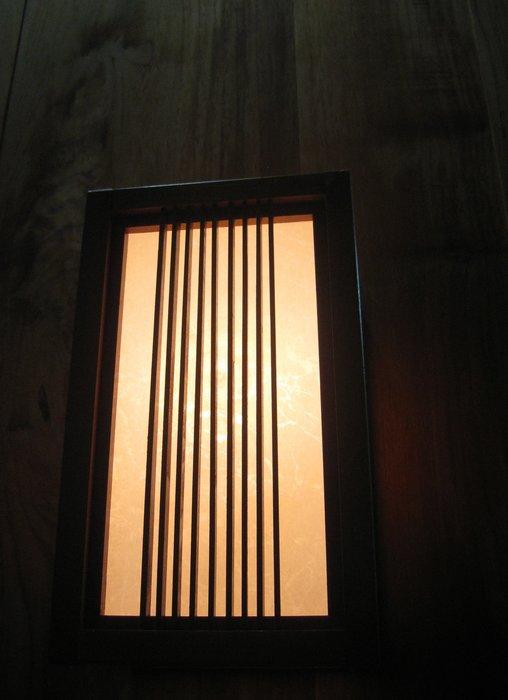 傳統日式壁燈 秋之戀