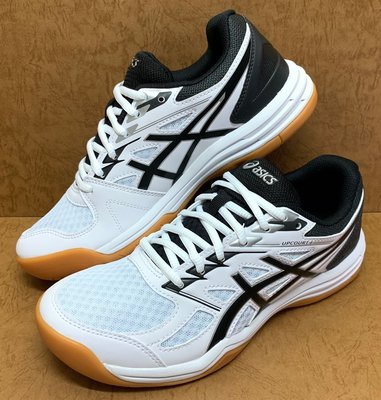 ?Maple? 亞瑟士 ASICS 羽排球鞋 1072A055-100 UPCOURT 4 男女段 正品 公司貨