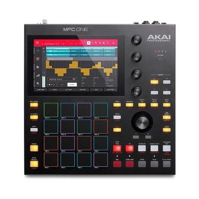 【淘樂】Akai MPC One 取樣器 /  手指鼓 (Roland, Moog, , Ableton, Korg)
