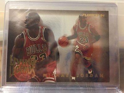 1993-94 FLEER Michael Jordan 銀面特卡