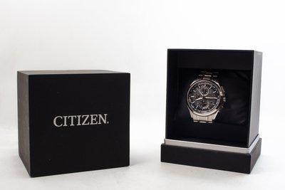 【高雄青蘋果3C】CITIZEN ATTESA系列 Eco-Drive 電波時計 AT8040-57E 手錶#20832