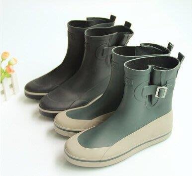 女士雨鞋橡膠雨靴女水鞋 男女同款 品質非常好