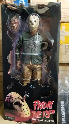 Neca Friday 13th 1/4 Scale Action Figure Jason Part 4