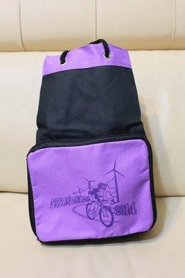 鐵馬悠郵包 2014 鐵馬包 自行車 後背包 束袋 折疊收納袋 多 背包 款