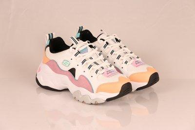 Skechers 老爹鞋 D Lites 3.0 粉紅甜心 12955-WPKB