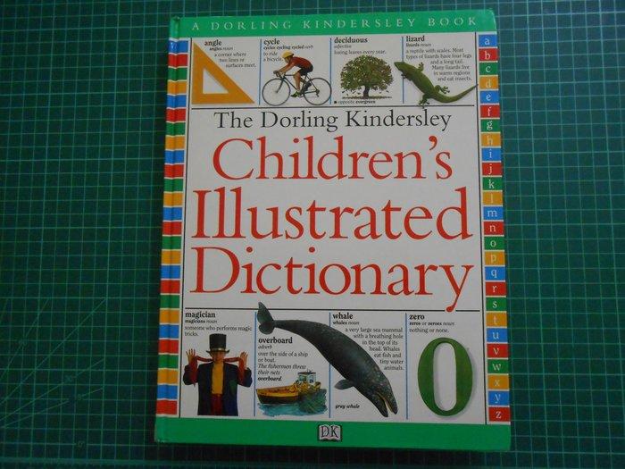 《 Children's Illustrated Dictionary 》精裝本  DK兒童圖解字典【CS超聖文化2讚】