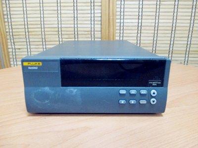 康榮科技二手儀器領導廠商Fluke 2640A+Module NetDAQ Data Acquisition 資料收集器