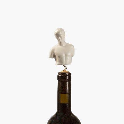 DOIY Hestia Corkscrew White 希臘酒神-紅酒開瓶器