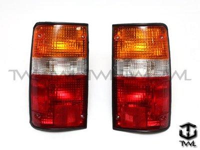 《※台灣之光※》全新TOYOTA PICK UP 89 90 91 92 93 94 95年原廠型紅黃後燈尾燈