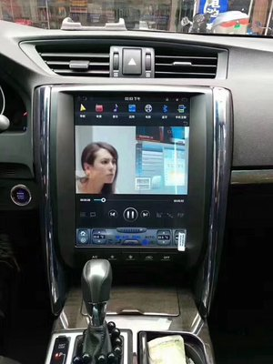 "10.4 "" Touch TFT Android car player of Toyota Mark X 2012"