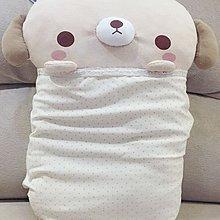 人手造可愛bb狗仔枕頭