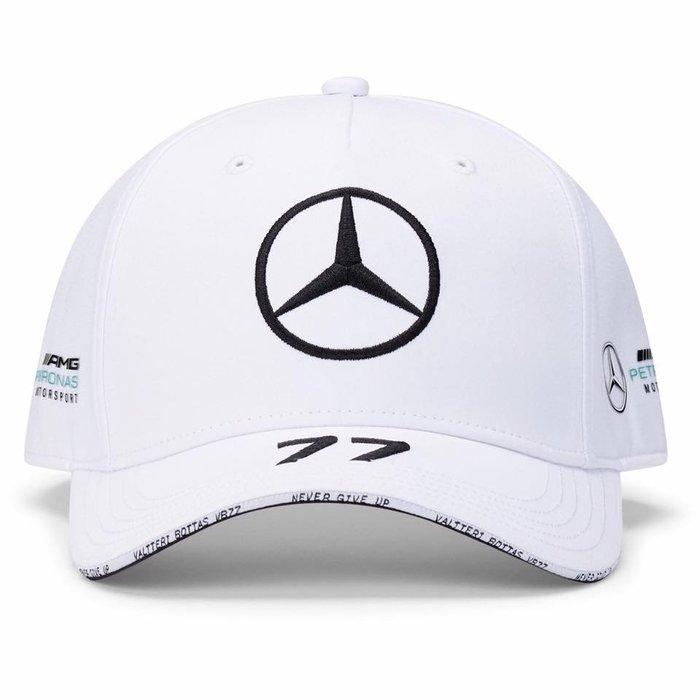 ️ Mercedes AMG Petronas F1 2020 🆕 🏆 🇫🇮Valtteri Bottas車手棒球帽